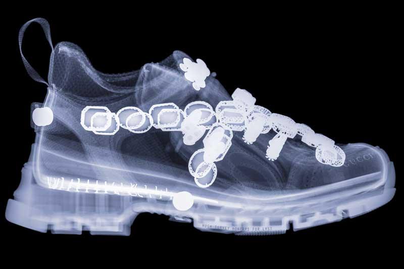 Gucci Flashtrek x-ray