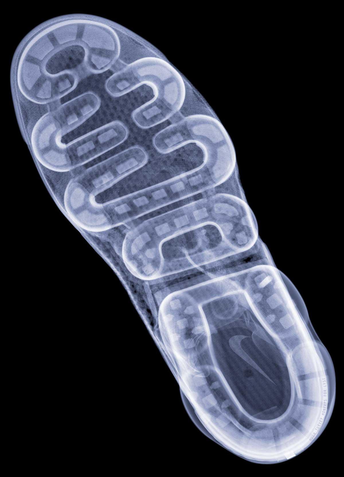 Nike sneaker sole
