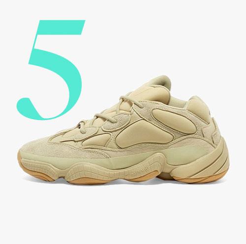 Yeezy 500 Stone sneakers