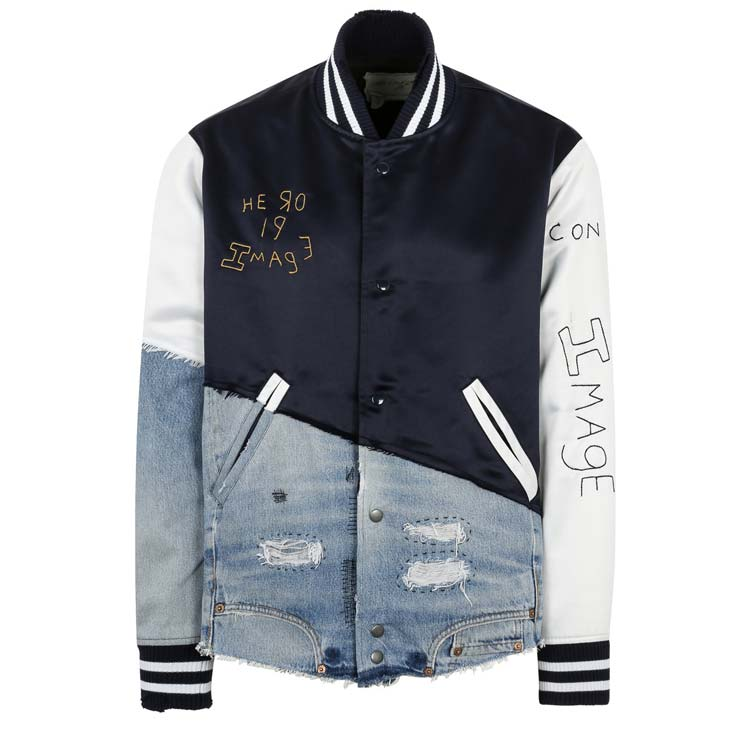 Greg Lauren jacket product shot