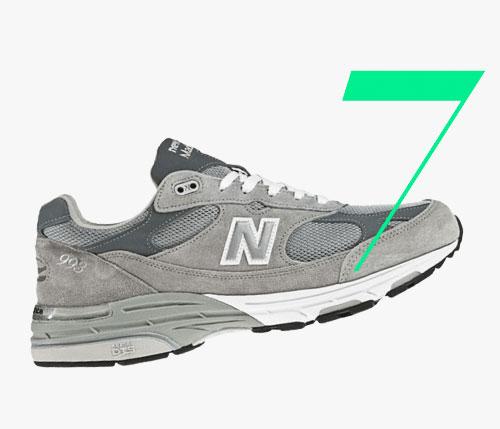 Photo: New Balance 993 sneakers