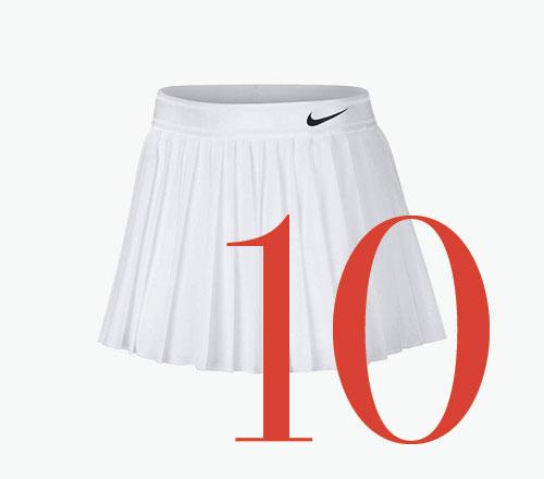 Photo: Nike court victory tennis skirt