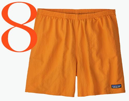 Photo: Patagonia Baggie shorts