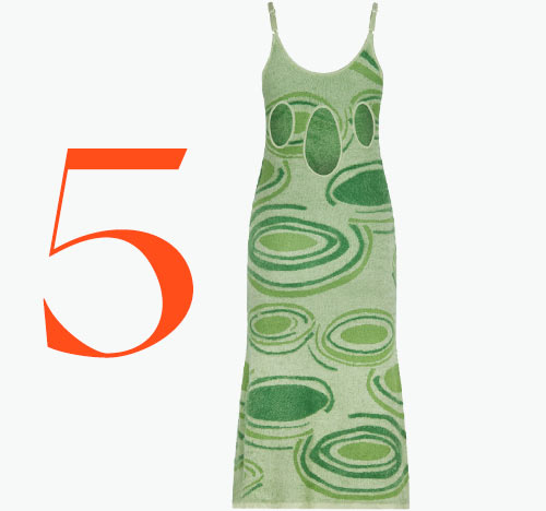 Photo: House of Sunny Hockney dress