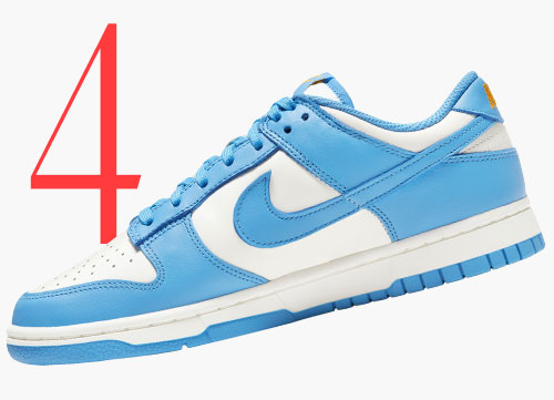 Photo: Nike Dunk Low sneakers
