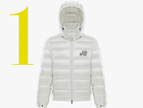 Moncler Bramant puffer jacket