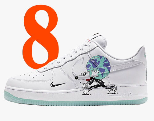 Nike Air Force 1 Earth Day Pack
