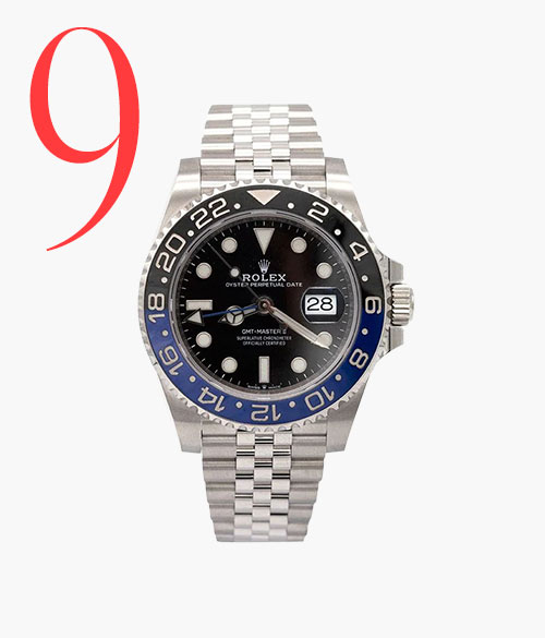 Photo: Reloj Submariner de 40 mm de Rolex de reventa