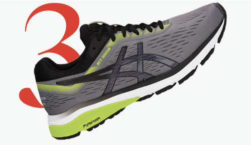 Photo: Chaussures Asics Gt-1000 7