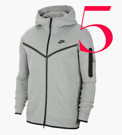Photo: Sweat à capuche à zip Tech Fleece de Nike