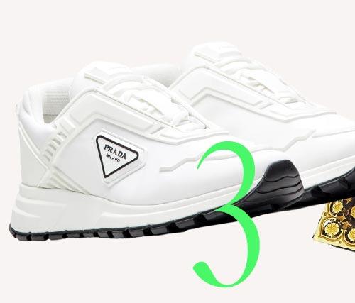 Photo: Prada Sneakers PRAX 01