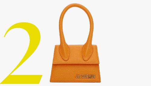 Mini borsa Le Chiquito di Jacquemus