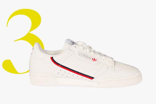 Sneaker Continental 80 di Adidas