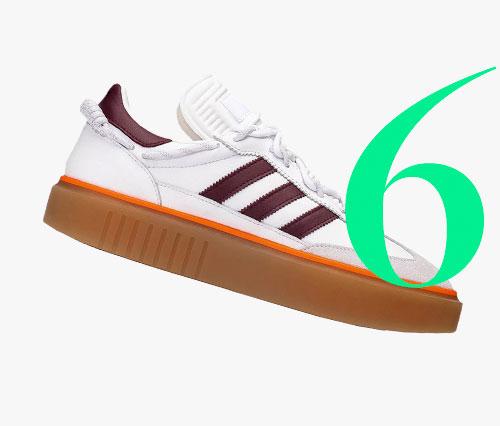 Photo: Sneakers Super Sleek 72 di Adidas x Beyoncé Ivy Park