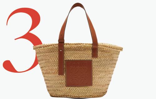 Photo: Basket bag di Loewe