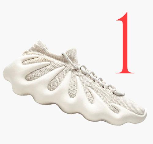Photo: Sneaker YEEZY 450 di Adidas