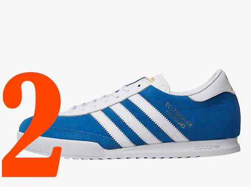 Adidas Originals ベッケンバウアー オールラウンドスニーカー