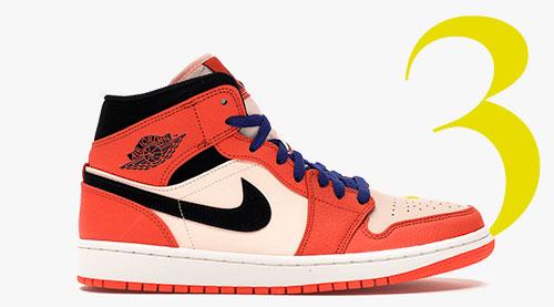 Nike エア ジョーダン 1 MID SE<br>スニーカー