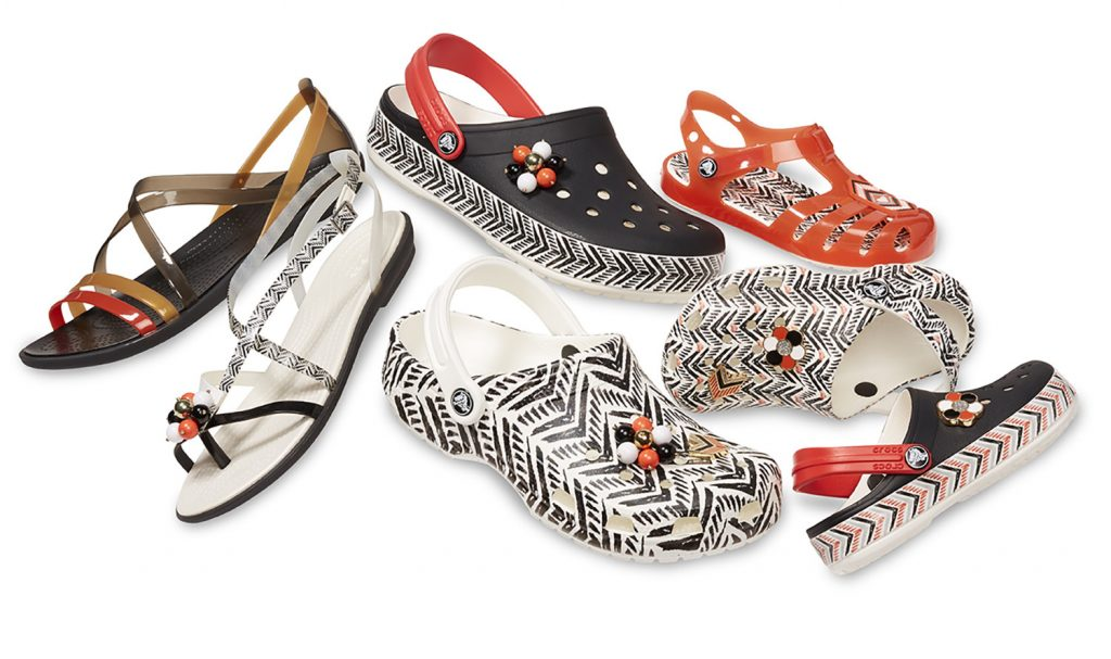 f488312bfaa8 Drew Barrymore Designs Second Collection For Crocs