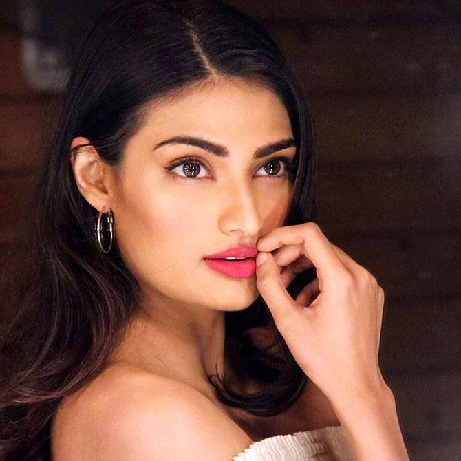 Photo of Athiya Shetty