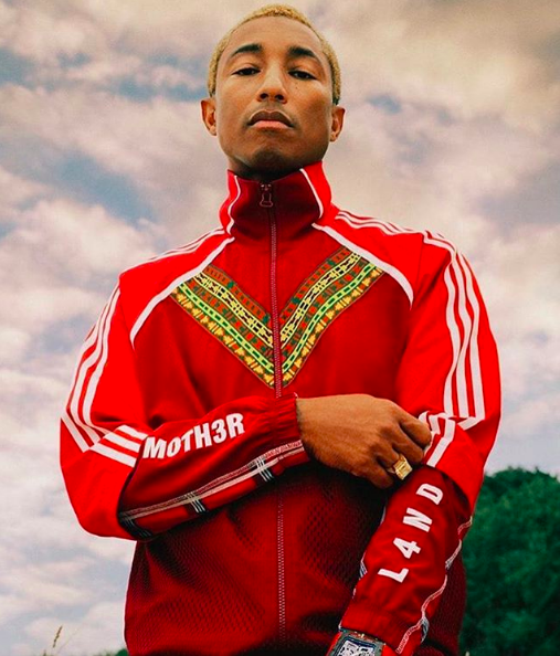 Pharrell Williams and Adidas Originals Take To East Africa