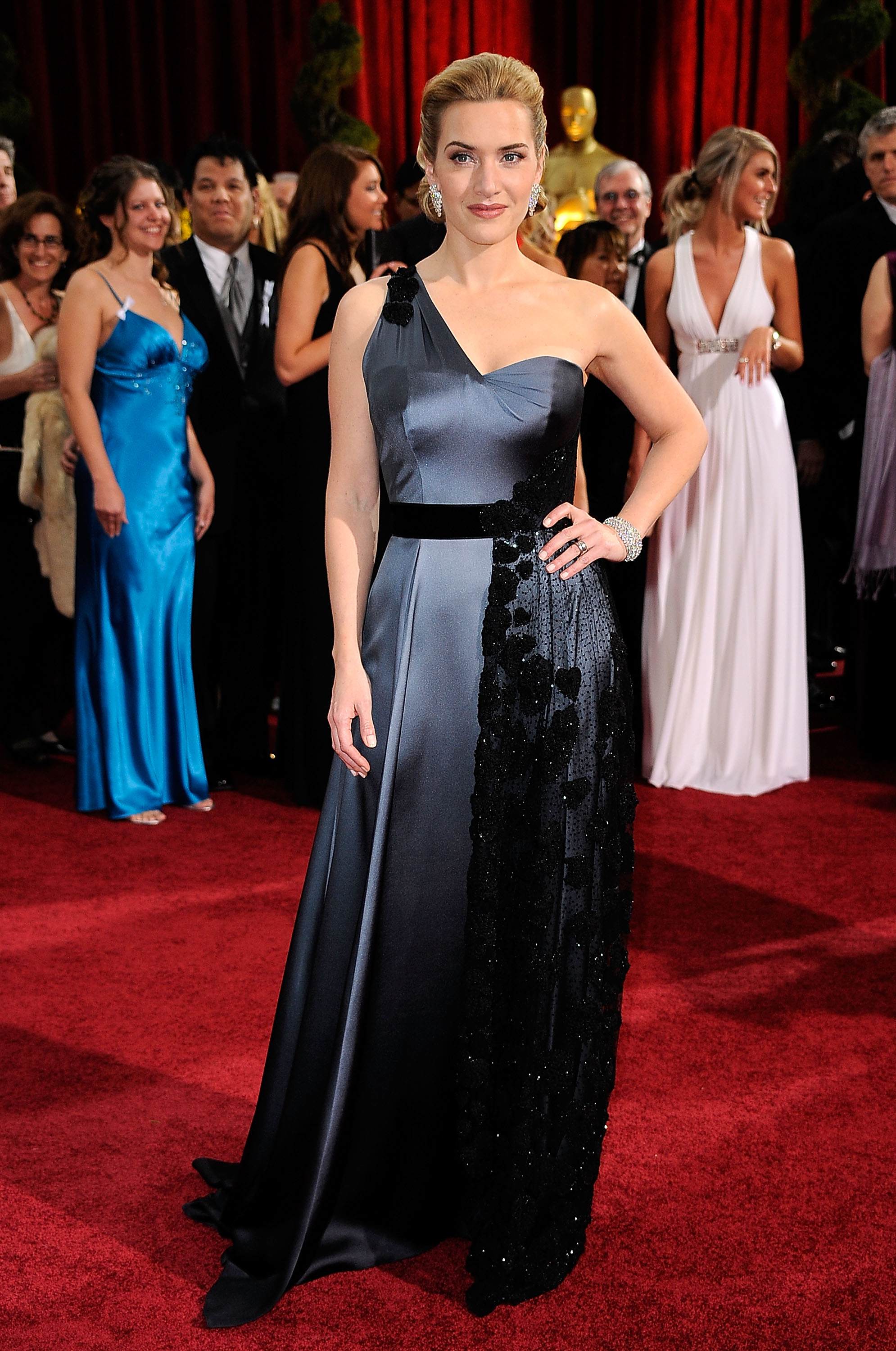 An Image of Kate Winslet at the 2009 Oscars