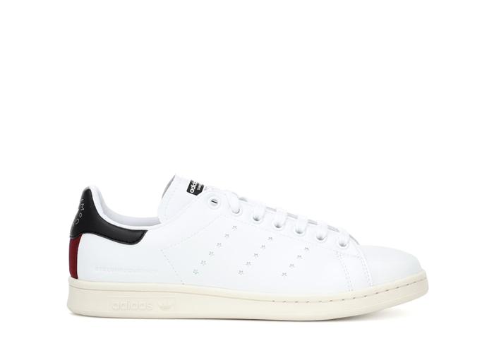 1fcfe84f41c Stella McCartney x Stan Smith Faux-Leather Sneakers