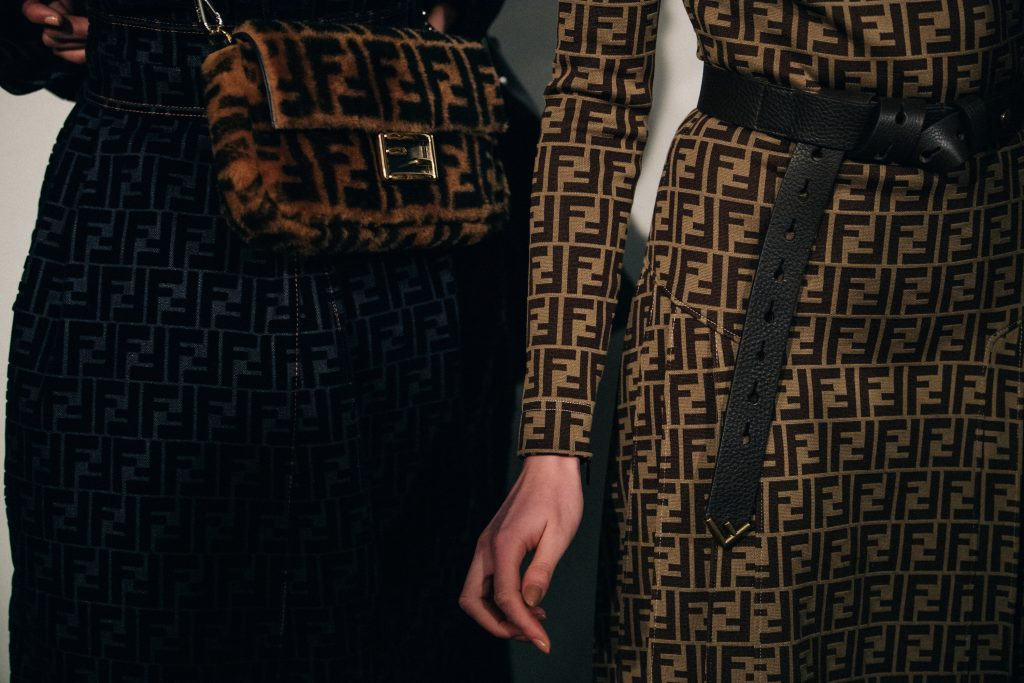 e9035c91e2 The Fendi  Zucca  Print is the fastest growing Fashion Logo right now