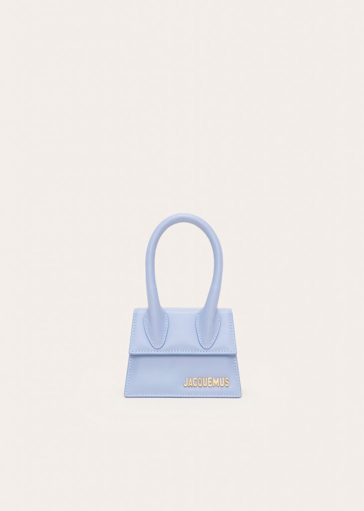 An Image of the Jacquemus Le Chiquito Handbag