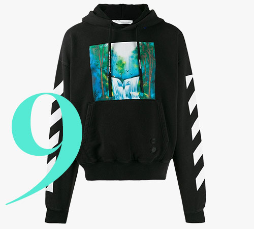 Off-White Diag Waterfall Over-hoody