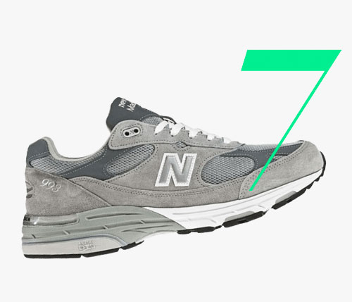Photo: New Balance 993-sneakers
