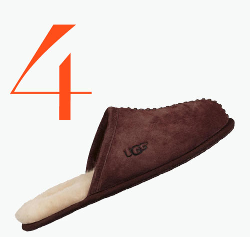 Photo: UGG Scuff Deco-pantoffels
