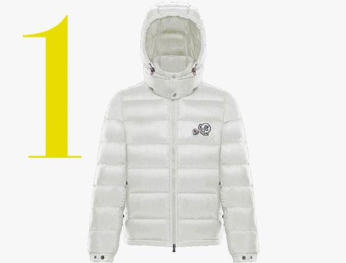 Пуховая куртка Moncler Bramant